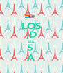 LOS ;D DE 5  A - Personalised Poster A4 size