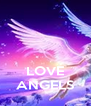 LOVE ANGELS - Personalised Poster A4 size