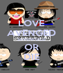 LOVE AVENGED SEVENFOLD OR DIE - Personalised Poster A4 size
