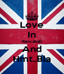 Love In Rancabali And Hmt..Bla - Personalised Poster A4 size
