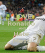 LOVE Ronaldo  AND Hate  Messi - Personalised Poster A4 size