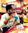 LOVE U RAKI LOVE SUHAS - Personalised Poster A4 size