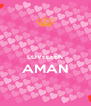 LOVELEEN AMAN  - Personalised Poster A4 size