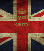 loyola kami    - Personalised Poster A4 size