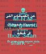 M.N.M 3la gowsti al 3saba tboz 34an  sfark -_- - Personalised Poster A4 size