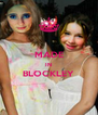 MADE IN BLOCKLEY  - Personalised Poster A4 size