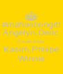 #mafiasbringit! Angelyn,Deric Gracella,Odelia, Kasim,Philipe Winnie - Personalised Poster A4 size