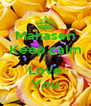 Mahasen Keep calm I  Love You - Personalised Poster A4 size