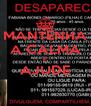 MANTENHA A CALMA E AJUDE  - Personalised Poster A4 size