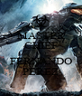 MASTER CHIEF AND FERNANDO PEREZ - Personalised Poster A4 size
