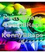 MattyBRaps ChinoBRaps Happy KennyBRaps 5 - Personalised Poster A4 size
