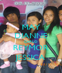 MAY DIANNE CARLO REYMOR JESSICA - Personalised Poster A4 size