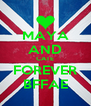 MAYA AND CATE FOREVER BFFAE - Personalised Poster A4 size
