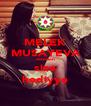 MELEK MUSAYEVA menden size hediyye - Personalised Poster A4 size