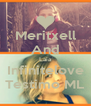 Meritxell And Laia Infinitelove Testimo ML - Personalised Poster A4 size