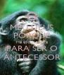 MEU DEUS PORQUE ME ESCOLHESTE PARA SER O ANTECESSOR - Personalised Poster A4 size