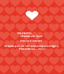 MI FEITO.                     Gracias de ❤por Estos 3 meses  Gracias por se tan especial conmigo.y Maravilloso .. ❤💞👫💏💑 - Personalised Poster A4 size