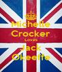 Michelle Crocker Loves Jack Okeeffe - Personalised Poster A4 size