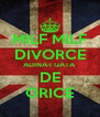 MILF MILF DIVORCE ADINA-I GATA DE ORICE - Personalised Poster A4 size