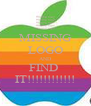MISSING LOGO AND FIND  IT!!!!!!!!!!!! - Personalised Poster A4 size