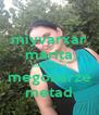 miyvarxar marita megobaro megobarze metad - Personalised Poster A4 size