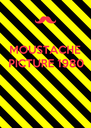 MOUSTACHE  PICTURE 1980    - Personalised Poster A4 size
