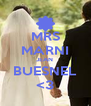MRS MARNI JEAN  BUESNEL <3 - Personalised Poster A4 size