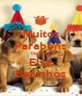 Muitos Parabéns Dia Feliz Elza Beijinhos - Personalised Poster A4 size