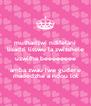 muthadzwi ndifelani lisadzi litswu la zwitshele uzwifha beeeeeeee amba zwau iwe gudere madedzhe a ndou lol - Personalised Poster A4 size