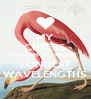 MY CHEEKS WERE REFLECTING THE LONGEST WAVELENGTHS - Personalised Poster A4 size