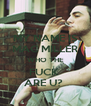 MY NAME IS MAC MILLER WHO THE FUCK  ARE U?  - Personalised Poster A4 size