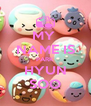 MY  NAME IS PARK HYUN SOO - Personalised Poster A4 size