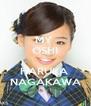 MY  OSHI IS HARUKA  NAGAKAWA - Personalised Poster A4 size