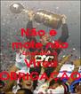 Não é  mole não Libertadores Virou OBRIGAÇÃO - Personalised Poster A4 size
