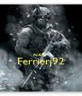 NAT* Ferrierj92  - Personalised Poster A4 size