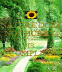 NATURE DOES NOT HURRY YET EVERYTHING IS ACCOMPLISHED - Personalised Poster A4 size
