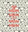 NEIN NEIN NEIN NEIN NEIN - Personalised Poster A4 size