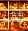 """""""NEM TUDO ESTÁ PERDIDO Anne Frank QUANDO AINDA É POSSIÍVEL AMAR"""" - Personalised Poster A4 size"""