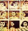 """""""Nem tudo está perdido quando ainda é possível amar"""" Anne Frank   - Personalised Poster A4 size"""