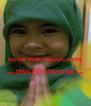 NENK MAU NGUCAPIN MINAL AIDZIN WALFAIZIN MOHON MAAF LAHIR DAN BATIN - Personalised Poster A4 size