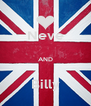 Neve  AND  Billy - Personalised Poster A4 size
