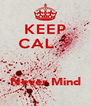 Never Mind - Personalised Poster A4 size