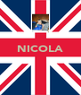 NICOLA    - Personalised Poster A4 size