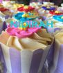 NIDIRAH     - Personalised Poster A4 size