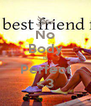 No Body Is Perfect <3 - Personalised Poster A4 size