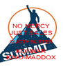 NO MERCY JUST SALES QUOTA BUSTER KONNAR KAIO-MADDOX - Personalised Poster A4 size