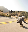 North Sydney Longboarders   - Personalised Poster A4 size
