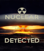 NUCLEAR  LAUNCH  DETECTED - Personalised Poster A4 size