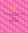 NUR AMIRAH MUSTAFFA (EMI) KEEP CALM AND Happy Birthday  Mom to Be - Personalised Poster A4 size