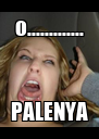o............. PALENYA - Personalised Poster A4 size